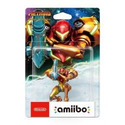 FIGURA AMIIBO SAMUS COLECCIÓN METROID NINTENDO 3DS 2DS