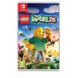 LEGO WORLDS SWITCH VIDEOJUEGO FÍSICO NINTENDO SWITCH