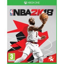 NBA 2K18 XBOX ONE VIDEOJUEGO FÍSICO XBOXONE KYRIE IRVING