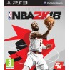 NBA 2K18 PS3 VIDEOJUEGO FÍSICO PLAYSTATION 3 KYRIE IRVING