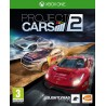 PROJECT CARS 2 XBOX ONE VIDEOJUEGO FÍSICO XBOXONE