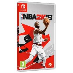 NBA 2K18 SWITCH VIDEOJUEGO FÍSICO PARA NINTENDO SWITCH KYRIE IRVING