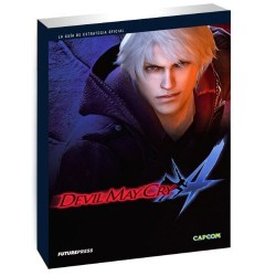 GUIA OFICIAL DEVIL MAY CRY 4 TAPA BLANDA CAPCOM