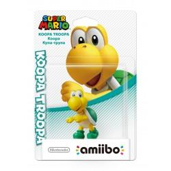 FIGURA AMIIBO KOOPA TROOPA COLECCIÓN SUPER MARIO NINTENDO 3DS 2DS