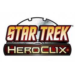 STAR TREK HEROCLIX - THE ORIGINALS BRICK JUEGOS DE MINIATURAS WIZKIDS HEROCLIX