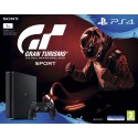PS4 1TB SLIM + GT SPORT VIDEOJUEGO FÍSICO + ¡HAS SIDO TU! DESCARGA DIGITAL