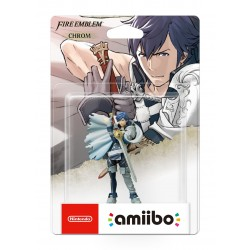FIGIRA AMIIBO CHROM FIRE EMBLEM WARRIORS NINTENDO SWITCH 3DS