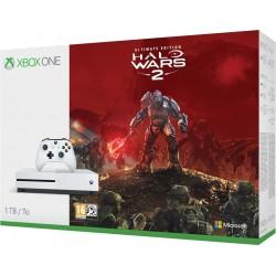 XBOX ONE S 1TB + HALO WARS 2 ULTIMATE EDITION CONSOLA XBOXONE + MANDO + JUEGO