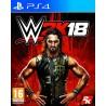 WWE 2K18 PS4 VIDEOJUEGO FÍSICO PLAYSTATION 4