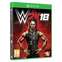 WWE 2K18 XBOX ONE VIDEOJUEGO FÍSICO XBOXONE