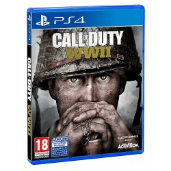CALL OF DUTY WWII PS4 VIDEOJUEGO FÍSICO PLAYSTATION 4 CODWWII COD WWII