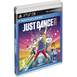 JUST DANCE 2018 PS3 VIDEOJUEGO FÍSICO PARA PLAYSTATION 3 PS3