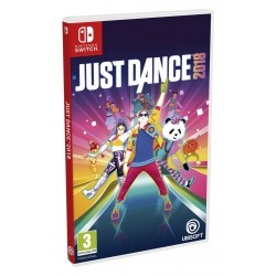 JUST DANCE 2018 SWITCH VIDEOJUEGO FÍSICO PARA NINTENDO SWITCH