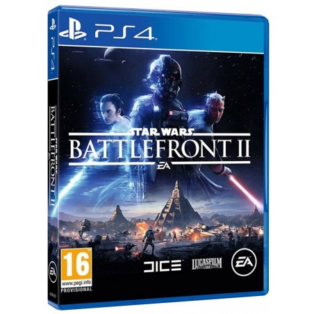 STAR WARS BATTLEFRONT II PS4 VIDEOJUEGO FÍSICO PARA PLAYSTATION 4 DE DICE