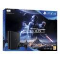 PS4 1TB SLIM + STAR WARS BATTLEFRONT II VIDEOJUEGO FISICO PLAYSTATION 4 CONSOLA