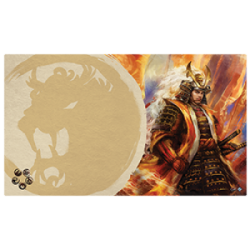 TAPETE L5R LCG RIGHT HAND OF THE EMPEROR (LEON) JUEGOS ACCESORIOS CARTAS TAPETES