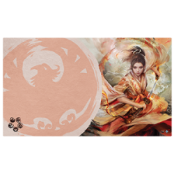 TAPETE L5R LCG: THE SOUL OF SHIBA (FENIX) JUEGOS ACCESORIOS CARTAS TAPETES