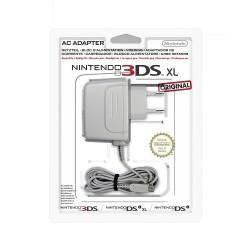 ADAPTADOR DE CORRIENTE PARA CONSOLAS NINTENDO 3DS DSI DSIXL 3DSXL ORIGINAL