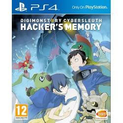 DIGIMON STORY CYBER SLEUTH HACKER'S MEMORY PS4 JUEGO FÍSICO BANDAI PLAYSTATION 4