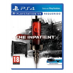 THE INPATIENT PS4 PSVR VIDEOJUEGO FÍSICO PLAYSTATION 4 REQUIERE PLAYSTATION VR