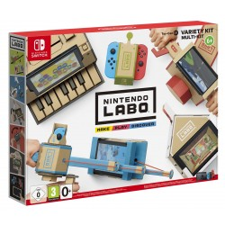 NINTENDO LABO MULTI KIT PARA NINTENDO SWITCH TOY CON 01 KIT VARIADO