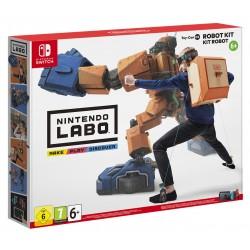 NINTENDO LABO KIT ROBOT PARA NINTENDO SWITCH TOY CON 02
