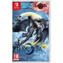 BAYONETTA 2 SWITCH JUEGO FÍSICO CON REGALO BAYONETTA 1 EN DESCARGA DIGITAL