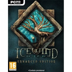 ICEWIND DALE ENHANCED EDITION PC VIDEOJUEGO FÍSICO DVD ROM DUNGEONS & DRAGONS