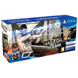 BRAVO TEAM + AIM CONTROLLER PS4 REQUIERE PLAYSTATION VR Y CAMERA PLAYSTATION 4