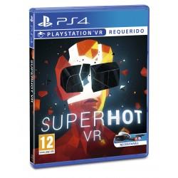 SUPERHOT VR PS4 REQUIERE PLAYSTATION VR CAMERA Y MOVE JUEGO FÍSICO PLAYSTATION 4