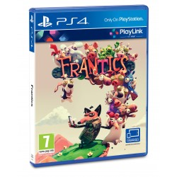 FRANTICS PS4 JUEGO FÍSICO PARA PLAYSTATION 4 PLAYLINK