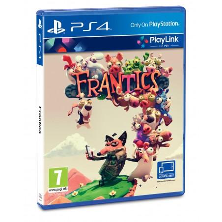 FRANTICS PS4 JUEGO FÍSICO PARA PLAYSTATION 4 PLAYLINK