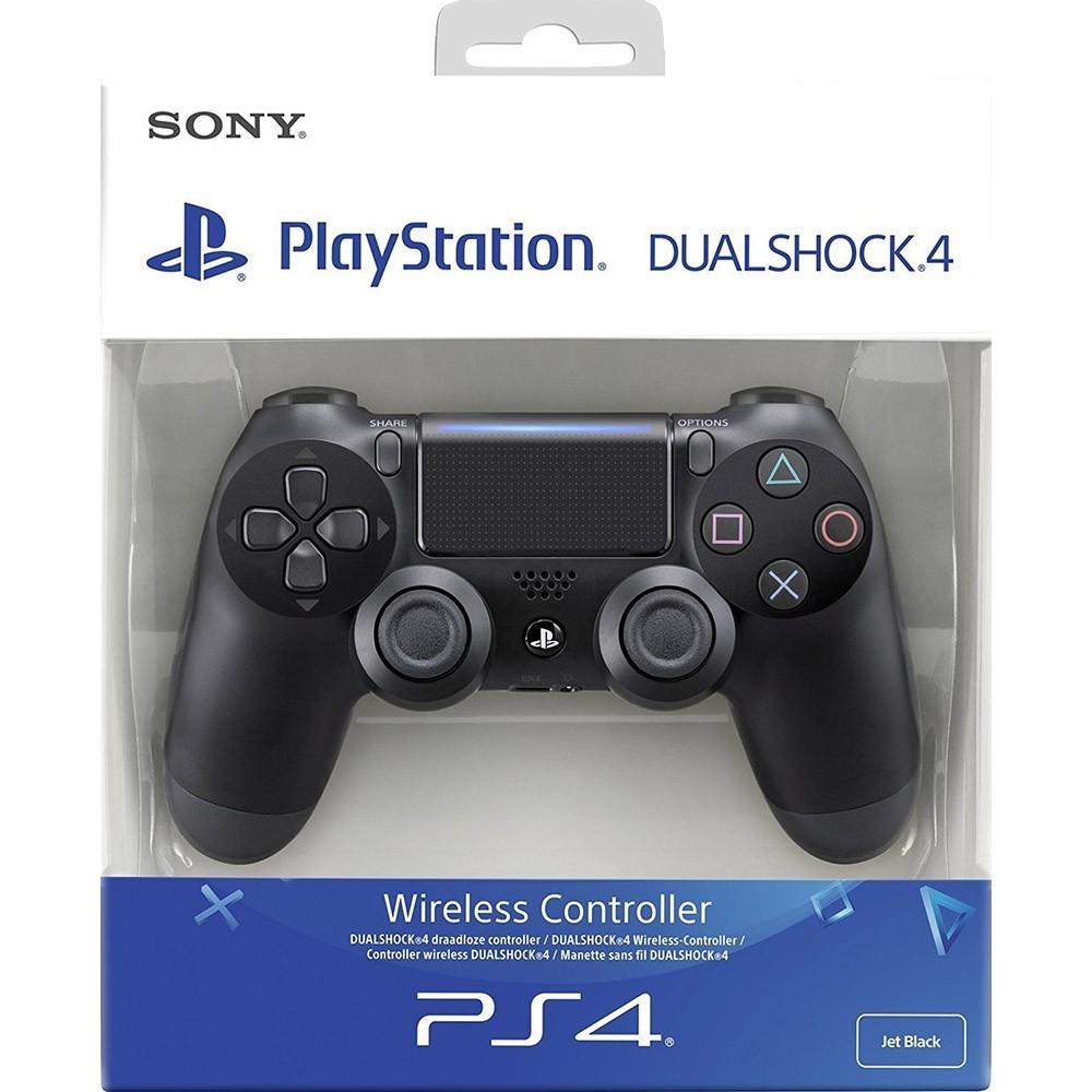 NUEVO MANDO PS4 NEGRO V2 NEW CONTROLLER DUAL SHOCK 4 BLACK V2 SONY PLAYSTATION 4