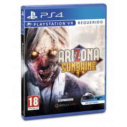 ARIZONA SUNSHINE PSVR REQUIERE PLAYSTATION VR Y CAMERA JUEGO FÍSICO PLAYSTATION 4