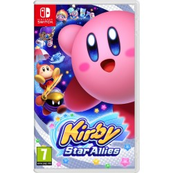 KIRBY STAR ALLIES SWITCH VIDEOJUEGO FÍSICO NINTENDO SWITCH
