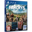 FAR CRY 5 PS4 VIDEOJUEGO FÍSICO PARA SONY PLAYSTATION 4 UBISOFT