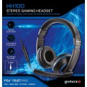 AURICULARES CON MICRO PARA PS4 XBOX ONE PC CON CABLE XH-100 WIRED STEREO HEADSET