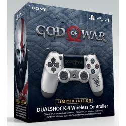 MANDO PS4 EDICIÓN LIMITADA GOD OF WAR DUALSHOCK 4 V2 WIRELESS CONTROLLER