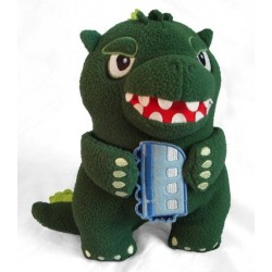 PELUCHE MY FIRST GODZILLA 15 CMS PELUCHES CINE Y TV