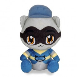 PELUCHE STUBBINS SLY COOPER SLY 20 CM PELUCHES VIDEOJUEGOS