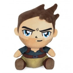PELUCHE STUBBINS UNCHARTED NATHAN DRAKE 20 CM PELUCHES VIDEOJUEGOS