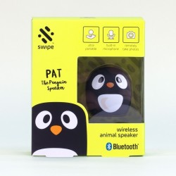 ALTAVOZ PINGUINO BLUETOOTH/USB/MICRO PRODUCTOS DE REGALO