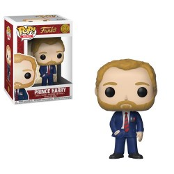 FIGURA POP ROYAL FAMILY: PRINCE HARRY FIGURAS Y MUÒECAS