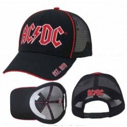 GORRA AC/DC EST.1973 CAMISETAS M_SICA AC/DC