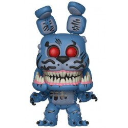 FIGURA POP FNAF VINYL BOOKS: TWISTED BONNIE VIDEOJUEGO FIVE NIGHTS AT FREDDY'S