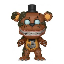 FIGURA POP FNAF VINYL BOOKS: TWISTED FREDDY VIDEOJUEGO FIVE NIGHTS AT FREDDY'S
