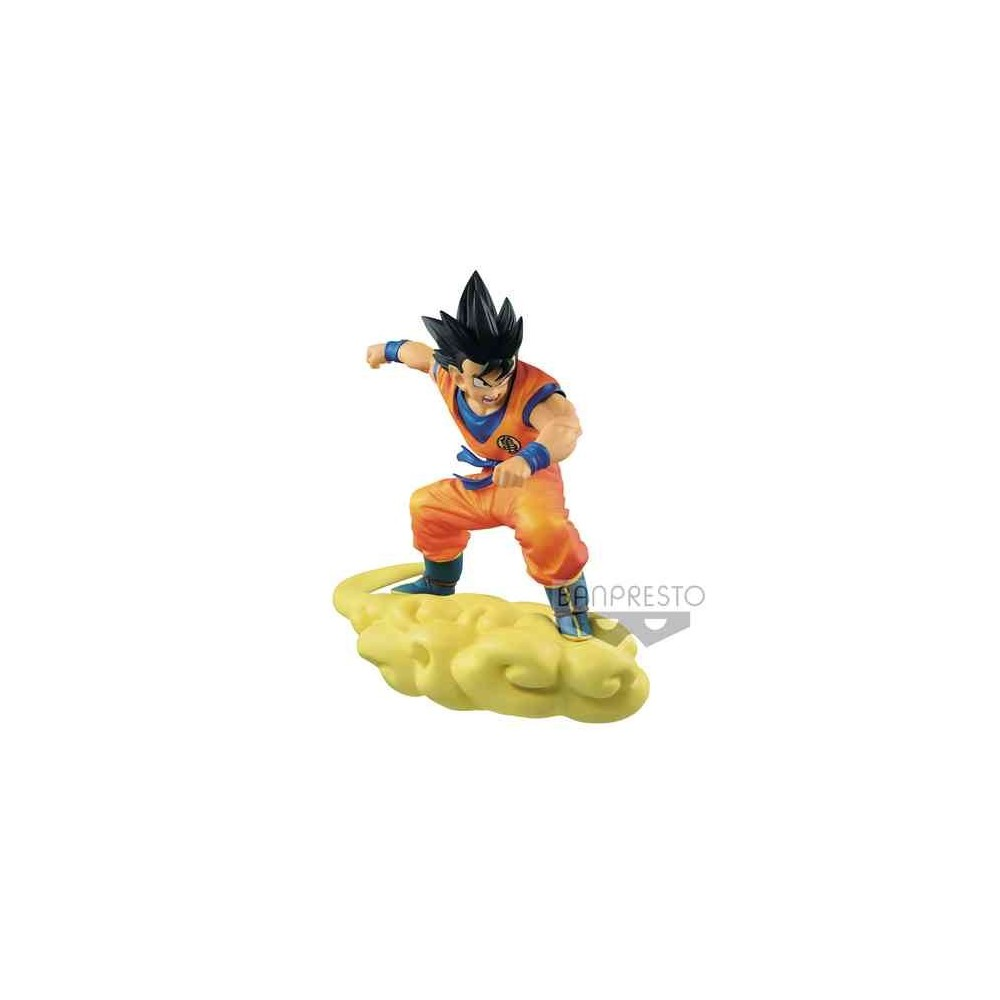 FIGURA BANPRESTO DRAGON BALL GOKU KINTOUN 18CM FIGURAS MANGA DRAGON BALL