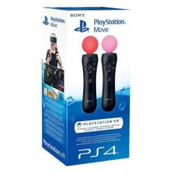 PLAYSTATION MOVE TWIN PACK PS4 PARA VR FUNCIONA CON JUEGOS PSVR QUE LO REQUIERAN