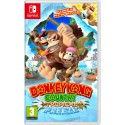 DONKEY KONG COUNTRY TROPICAL FREEZE SWITCH JUEGO FÍSICO PARA NINTENDO SWITCH