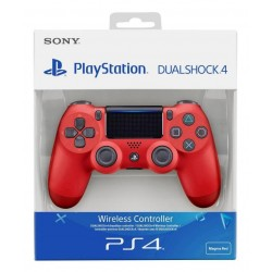 MANDO DUALSHOCK 4 ROJO MAGMA PS4 CONTROLLER GAMEPAD PLAYSTATION 4